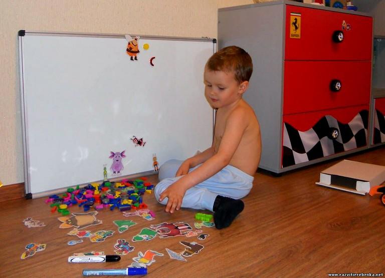 Развивающие игры для детей 5 лет 2