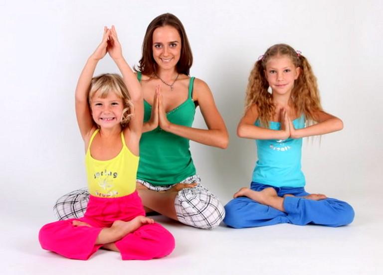 Йога для детей (2)