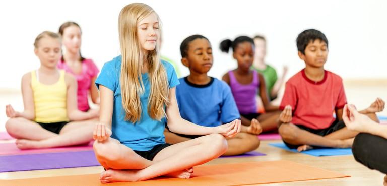 Йога для детей (3)
