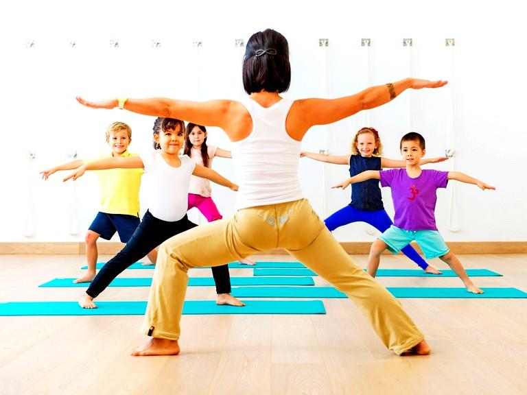 Йога для детей (4)