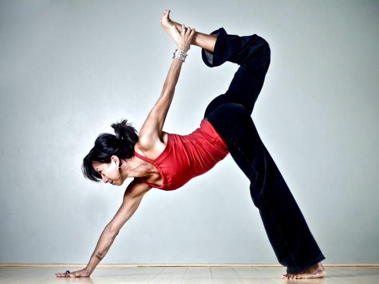 Йога для начинающих в домашних условиях2