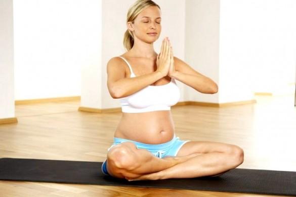Йога для зачатия (2)