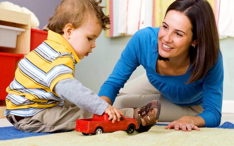 Как воспитывать ребёнка (4)