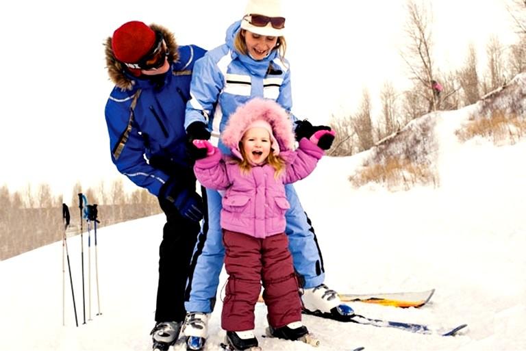 Как заниматься спортом всей семьёй (2)