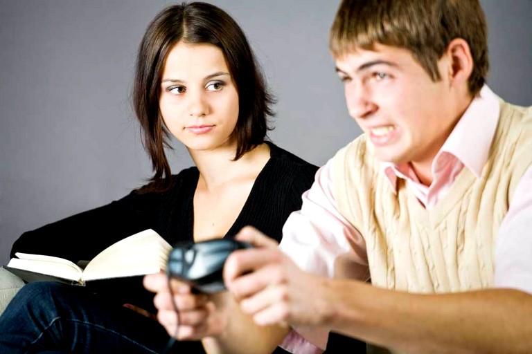 Компьютерная зависимость у подростков (2)