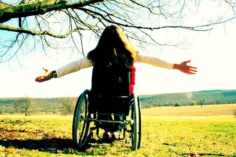 Люди с ограниченными возможностями