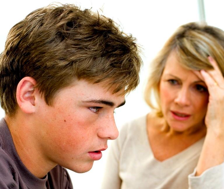 Подростковая любовь (2)