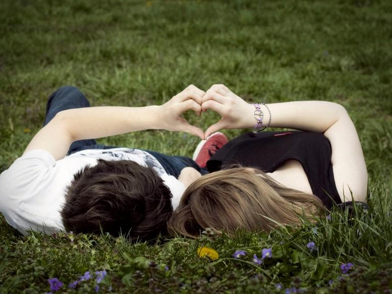 Подростковая любовь (4)