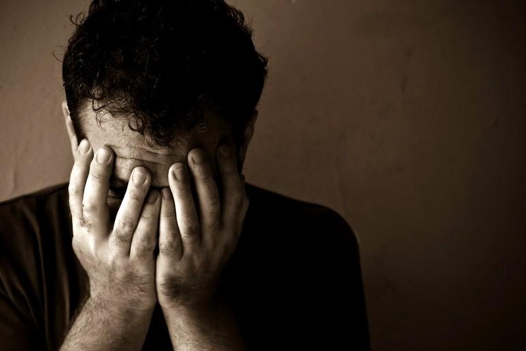 Погружение в депрессию