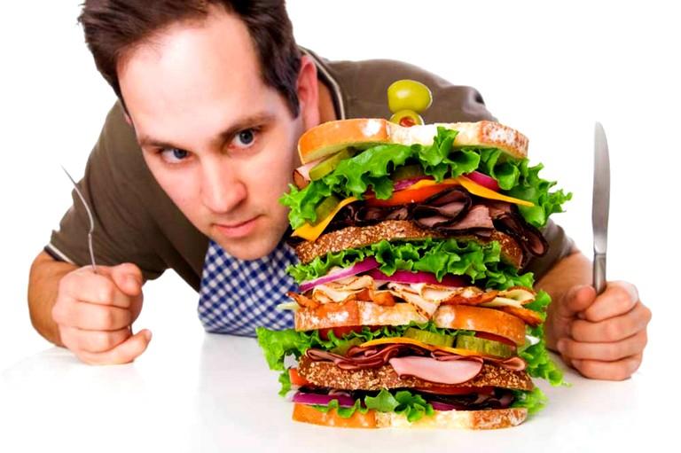 Постоянное чувство голода (3)