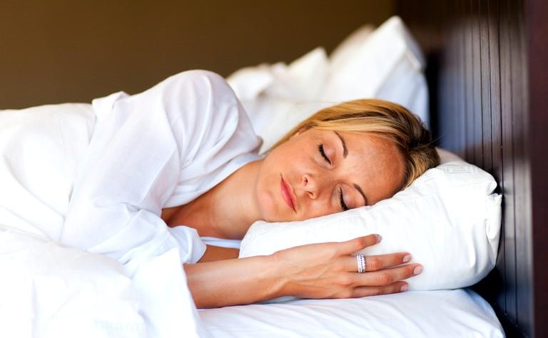 Правильная организация сна