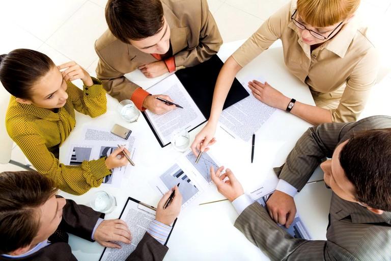 Признаки социальной организации (3)