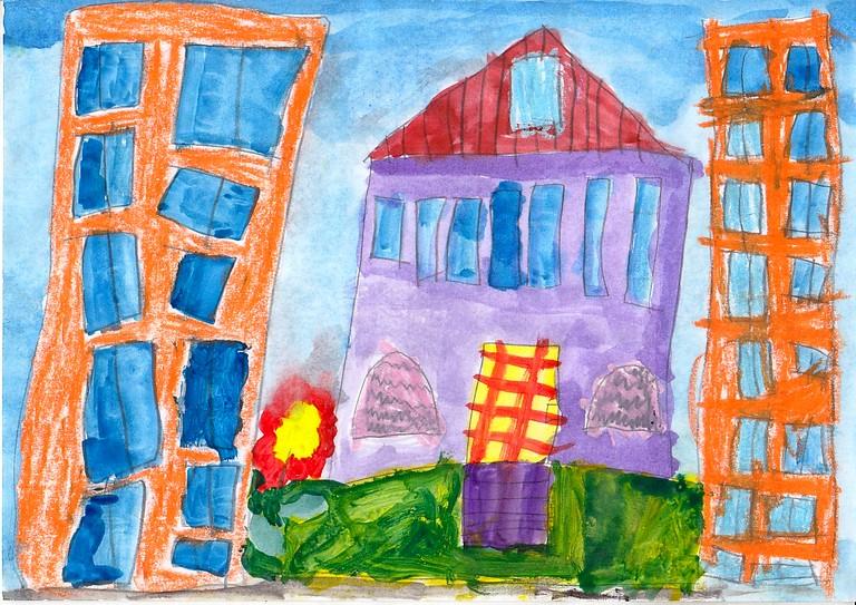 Психология детского рисунка 4