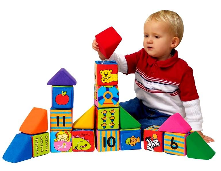 Развивающие занятия для детей от 1 до 2 лет