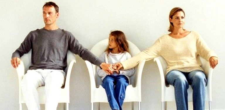 Развод при наличии ребёнка (3)