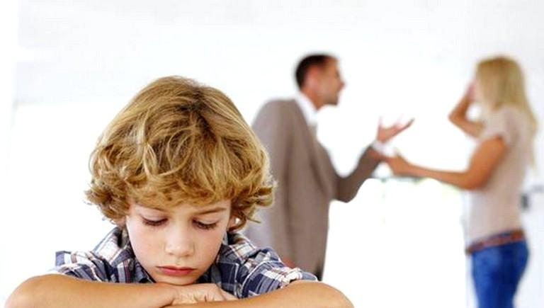 Развод при наличии ребёнка