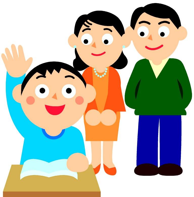 Родители в рисунках малышей