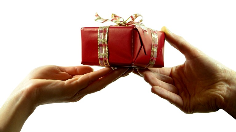Щедрость и благодарность