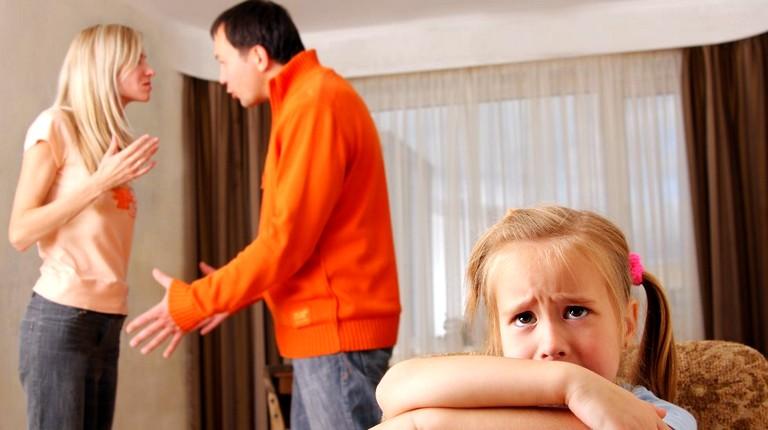 Семейные проблемы у пар «со стажем»