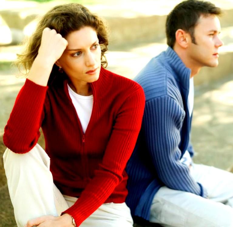 Семейные проблемы в первый год брака (2)