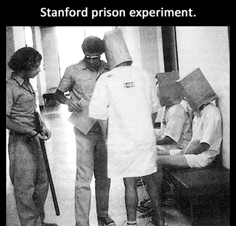 Стэндфордский тюремный эксперимент