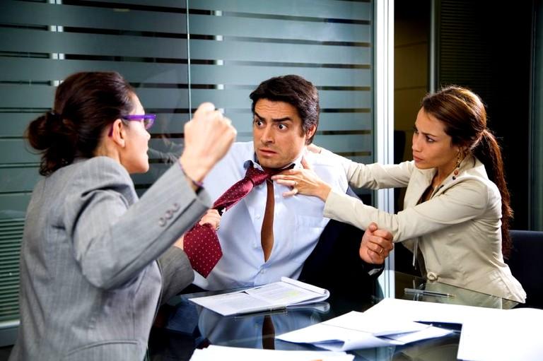 Стратегии поведения в конфликте 2