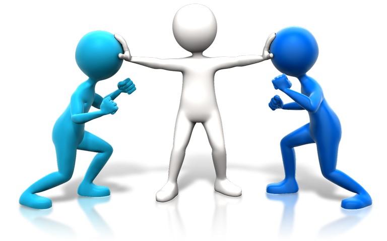 Стратегии поведения в конфликте 3