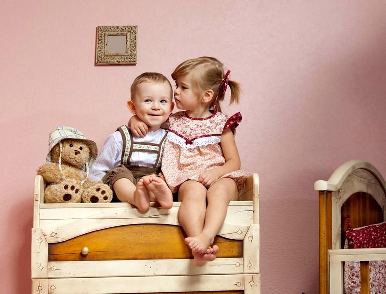Второй ребёнок в семье (2)