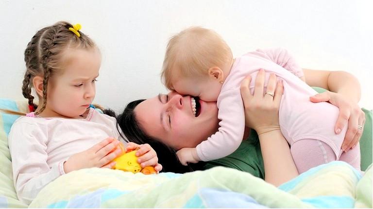 Второй ребёнок в семье (3)