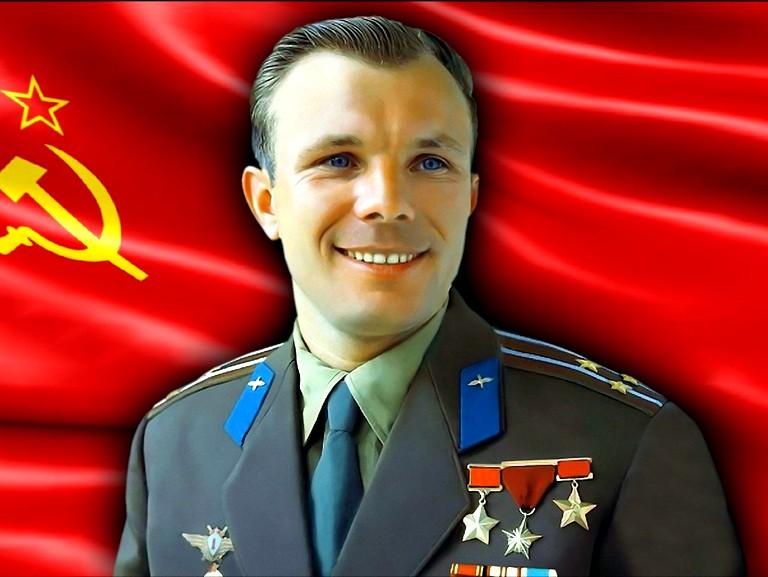 Юрий Гагарин (2)