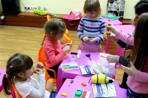 Занятия для детей 4 лет