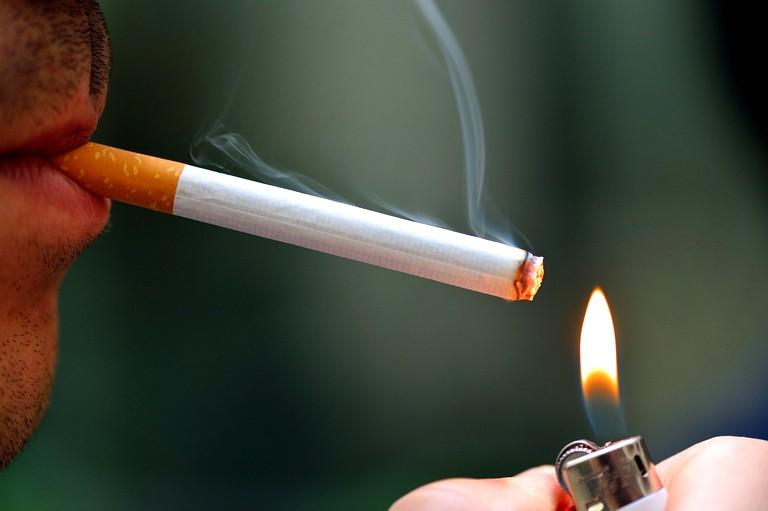 Зависимость от еды и курения