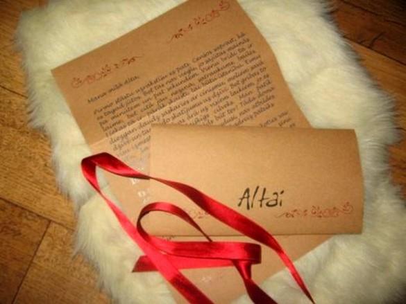 Письма знакомства романтические