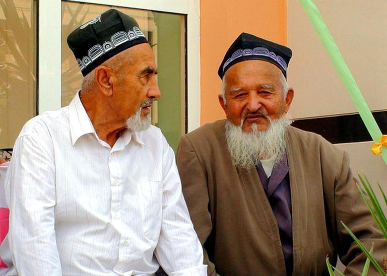почтение к старшим