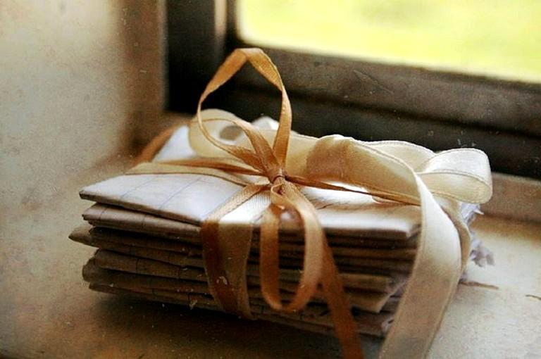 правила написания письма