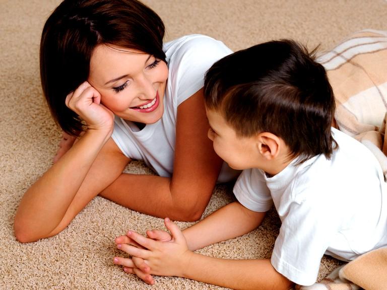 разговор с детьми