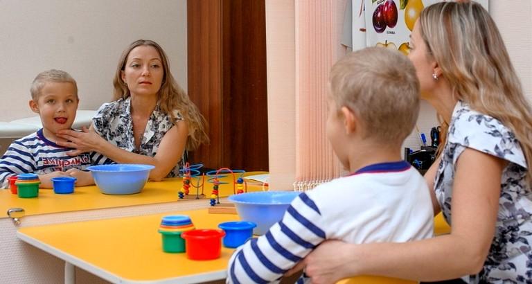 развитие дикции у детей