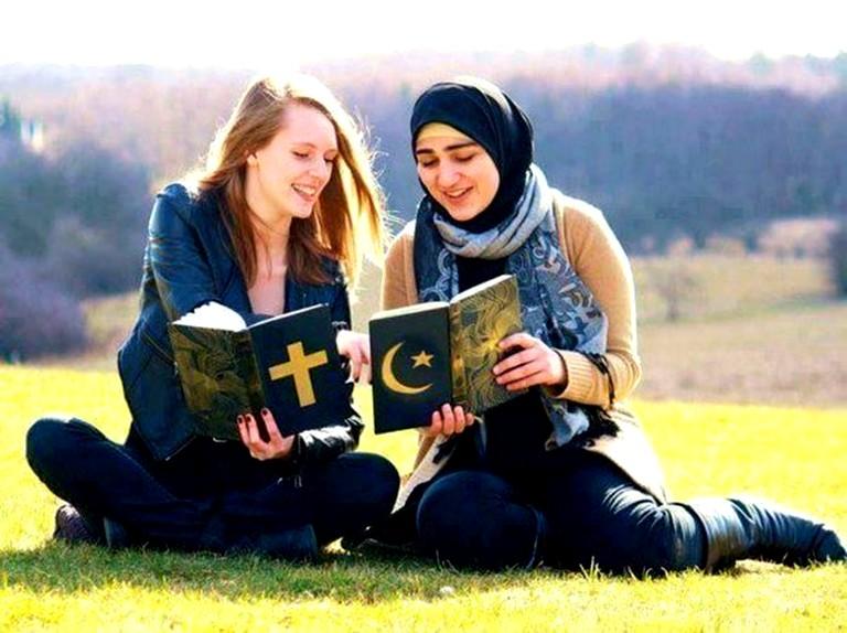 религиозные взаимоотношения