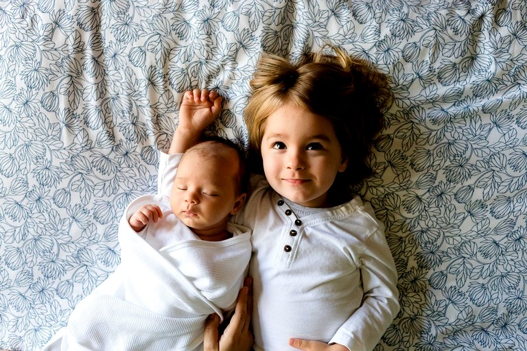 рождение второго ребенка (2)