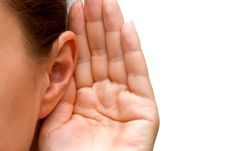 слуховое восприятие
