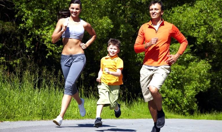спортивная семья (3)