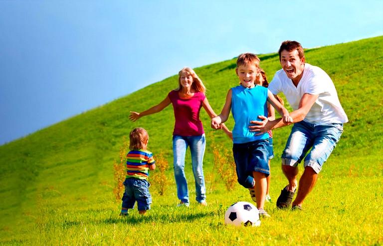 спортивная семья (4)