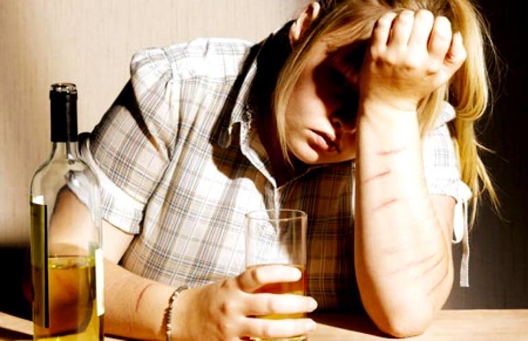Алкогольная депрессия (3)