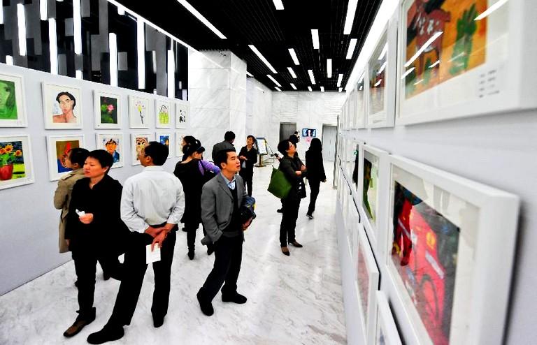 Благотворительные выставки