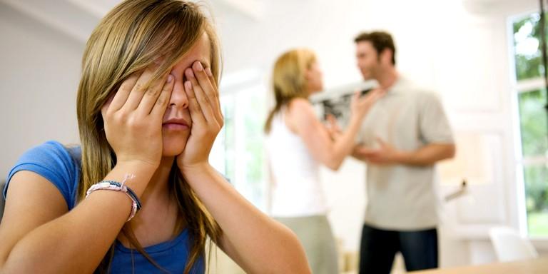 Дети и разводы