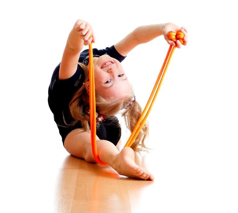Гимнастика для маленьких детей (2)