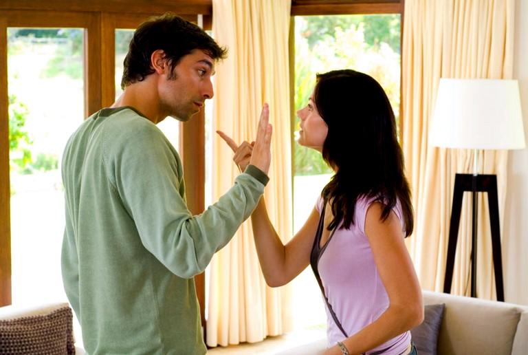 Как наказать мужа (2)
