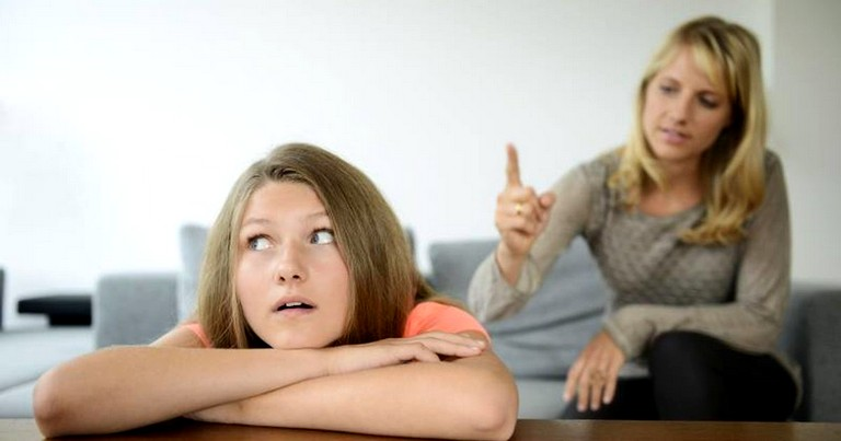 Конфликты в отношениях между родителями и детьми (3)