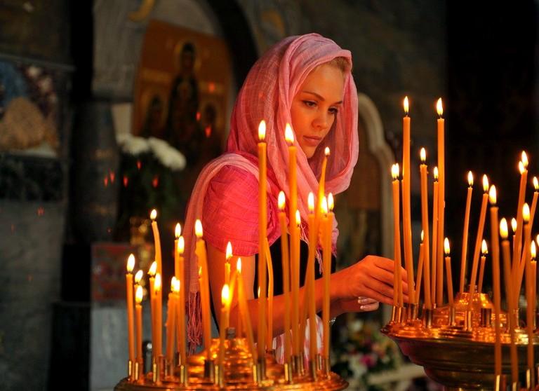Молитвы на все случаи жизни (5)