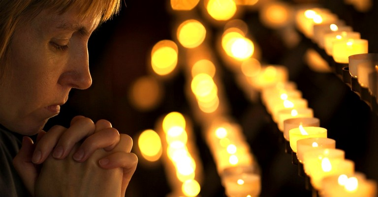 Молитвы на все случаи жизни (9)